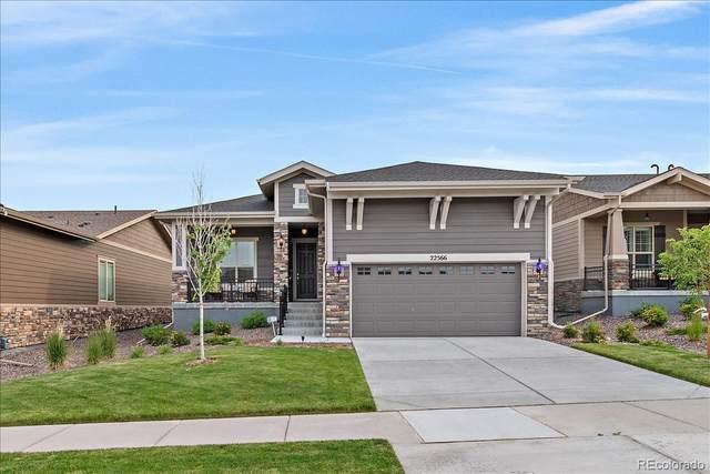 22566 E Glidden Drive, Aurora, CO 80016 (MLS #6513954) :: 8z Real Estate
