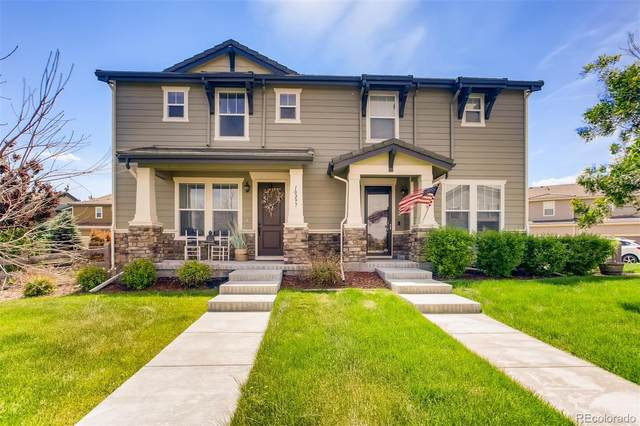10297 Tall Oaks Circle, Parker, CO 80134 (#6514264) :: The Griffith Home Team