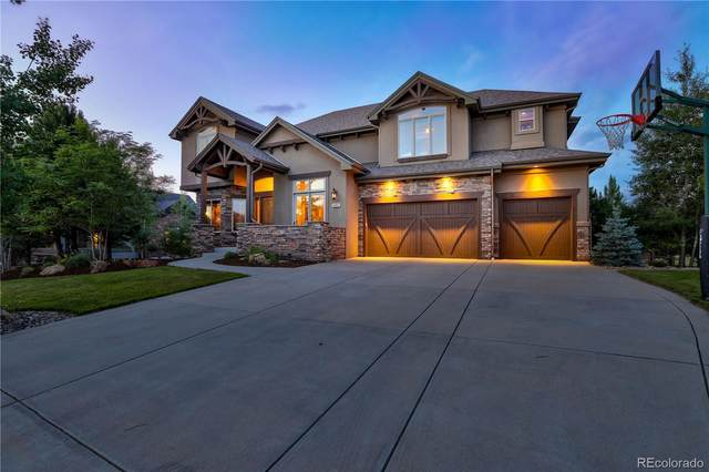 5422 Grand Fir Way, Parker, CO 80134 (#6515041) :: Mile High Luxury Real Estate