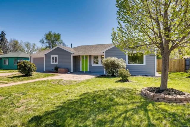 1960 Xenia Street, Denver, CO 80220 (#6515085) :: The Pete Cook Home Group