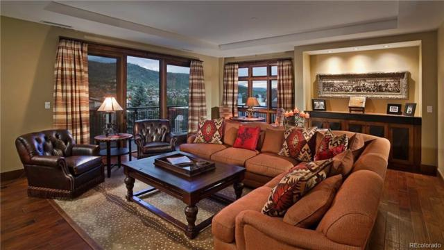 2250 Apres Ski Way R407, Steamboat Springs, CO 80487 (MLS #6516058) :: 8z Real Estate