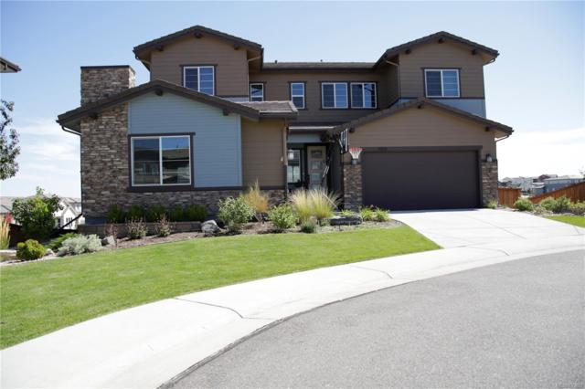 11134 Pastel Point, Parker, CO 80134 (#6516139) :: Sellstate Realty Pros