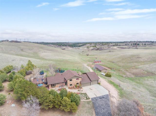 5205 Willow Creek Road, Castle Rock, CO 80104 (#6516279) :: Mile High Luxury Real Estate
