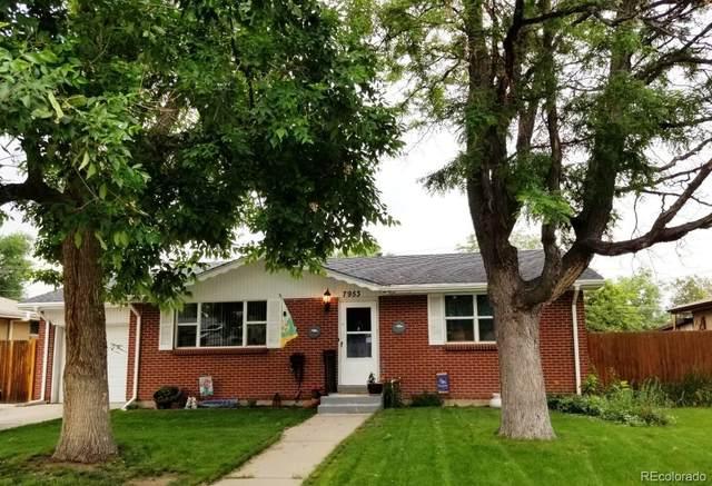 7953 W Iowa Drive, Lakewood, CO 80232 (MLS #6516496) :: 8z Real Estate