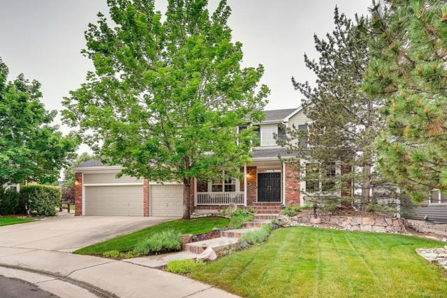 1076 Southbury Court, Highlands Ranch, CO 80129 (#6516638) :: Compass Colorado Realty