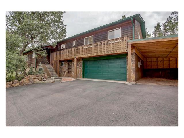 790 Hidden Valley Road, Colorado Springs, CO 80919 (MLS #6516968) :: 8z Real Estate