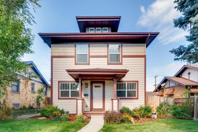 1875 S Lincoln Street, Denver, CO 80210 (#6517618) :: The Peak Properties Group