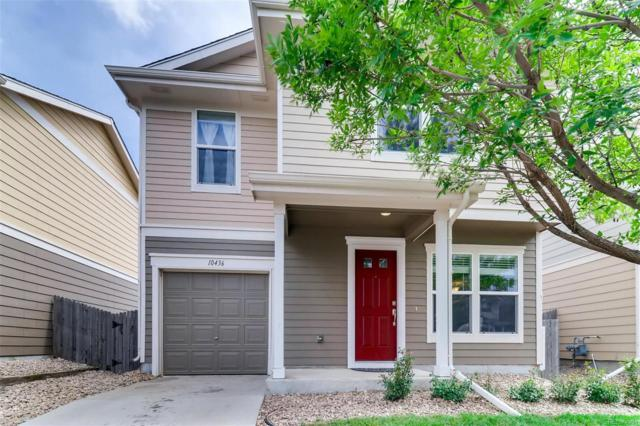 10436 Forester Place, Longmont, CO 80504 (MLS #6517935) :: 8z Real Estate