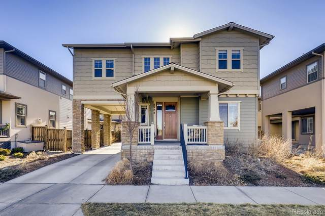8974 E 51st Avenue, Denver, CO 80238 (#6518538) :: The Griffith Home Team