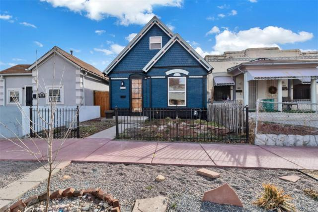 3152 N Marion Street, Denver, CO 80205 (#6518849) :: My Home Team