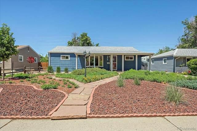 4905 E Missouri Avenue, Denver, CO 80246 (#6518897) :: The Colorado Foothills Team   Berkshire Hathaway Elevated Living Real Estate