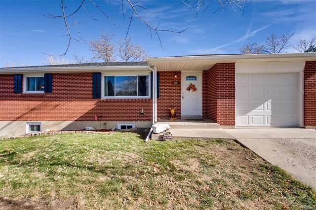 750 Beech Street, Lakewood, CO 80401 (MLS #6519248) :: 8z Real Estate