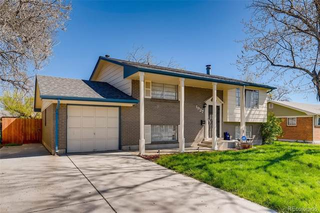 1927 E 115th Place, Northglenn, CO 80233 (MLS #6519461) :: Find Colorado