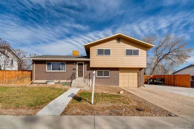 1225 W 101st Avenue, Northglenn, CO 80260 (#6519549) :: HergGroup Denver