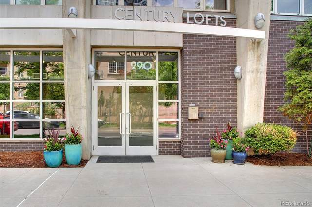 290 W 12th Avenue #306, Denver, CO 80204 (MLS #6519569) :: 8z Real Estate