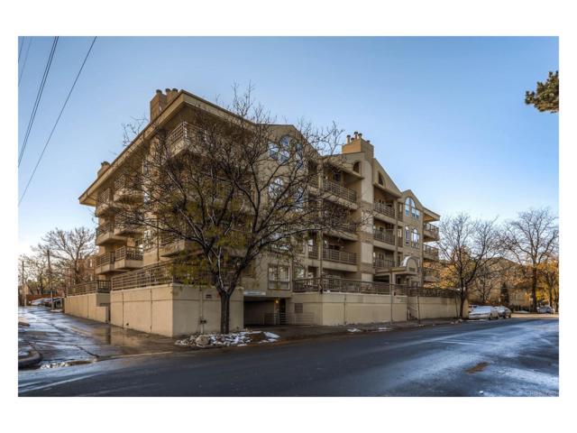 1000 E 1st Avenue #204, Denver, CO 80218 (MLS #6519764) :: 8z Real Estate