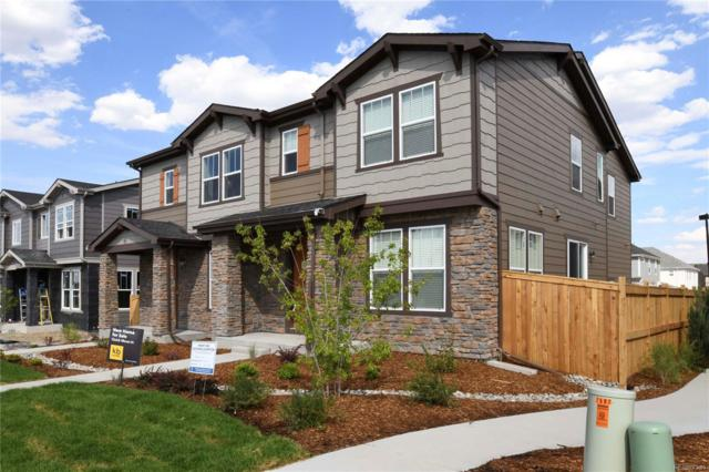7597 S Winnipeg Court, Aurora, CO 80016 (#6519840) :: The Galo Garrido Group