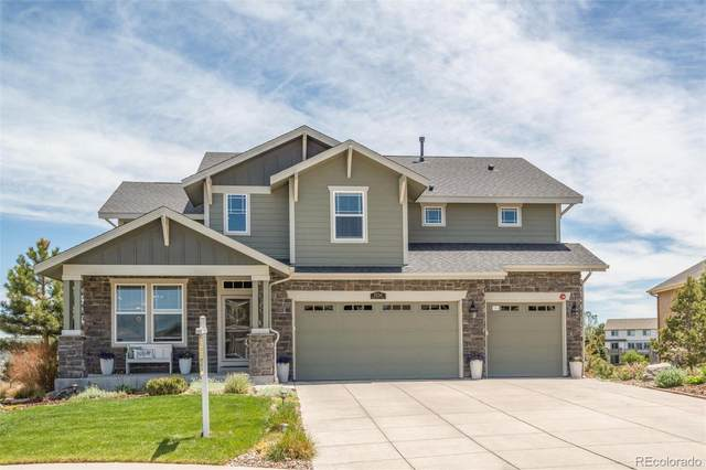 1556 Bent Wedge Point, Castle Rock, CO 20109 (#6520057) :: Mile High Luxury Real Estate