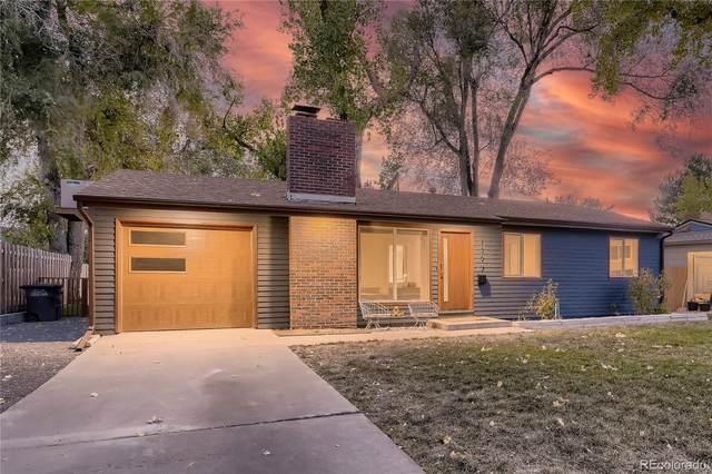 1397 S Krameria, Denver, CO 80224 (MLS #6520333) :: Keller Williams Realty