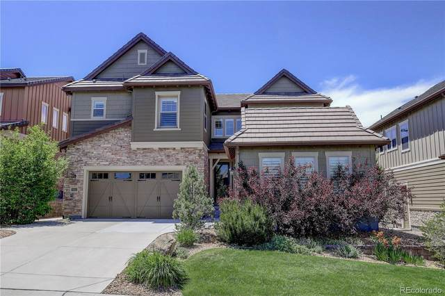 10643 Star Thistle Court, Highlands Ranch, CO 80126 (#6520351) :: The HomeSmiths Team - Keller Williams