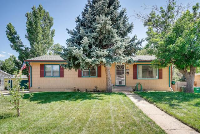 1025 W Longview Avenue, Littleton, CO 80120 (#6520816) :: The HomeSmiths Team - Keller Williams