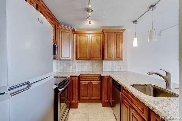 1020 15th Street 9A, Denver, CO 80202 (#6520965) :: The HomeSmiths Team - Keller Williams