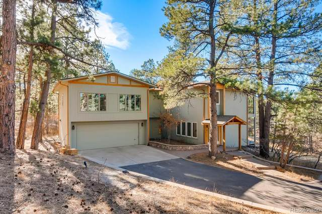 6620 S Trailway Circle, Parker, CO 80134 (#6521277) :: The DeGrood Team