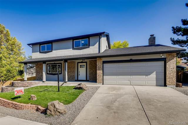 6460 S Hoyt Street, Littleton, CO 80123 (#6521437) :: James Crocker Team