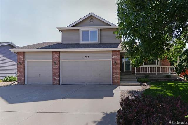 1752 Lindenmeier Circle, Loveland, CO 80538 (MLS #6521462) :: 8z Real Estate
