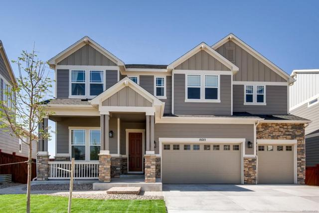 10215 Fort Worth Court, Parker, CO 80134 (#6521603) :: The City and Mountains Group
