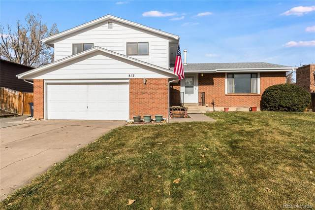 813 W 35th Street, Loveland, CO 80538 (#6521606) :: The DeGrood Team