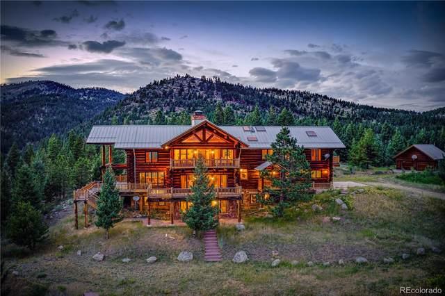 6000 Sugarloaf Road, Boulder, CO 80302 (MLS #6521979) :: 8z Real Estate