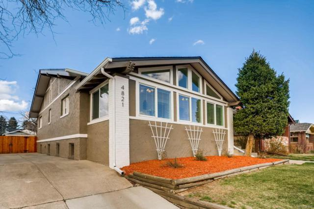 4821 W 32nd Avenue, Denver, CO 80212 (#6522035) :: The Peak Properties Group