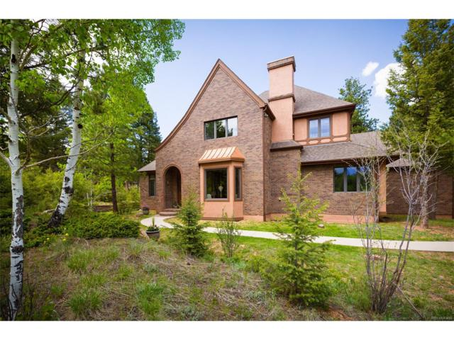 945 Lucky Lady Drive, Woodland Park, CO 80863 (MLS #6522763) :: 8z Real Estate