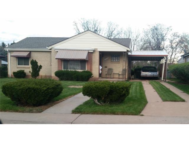 3244 Ivanhoe Street, Denver, CO 80207 (#6522866) :: The Peak Properties Group