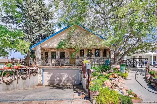 4710 S Fox Street, Englewood, CO 80110 (MLS #6523245) :: Kittle Real Estate