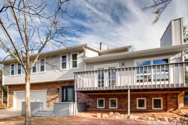 4695 Red Rock Drive, Larkspur, CO 80118 (#6523341) :: The Heyl Group at Keller Williams