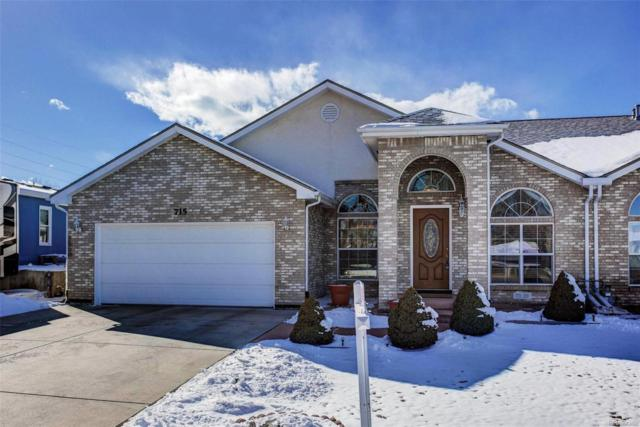 715 Kendrick Street, Golden, CO 80401 (#6523364) :: Mile High Luxury Real Estate