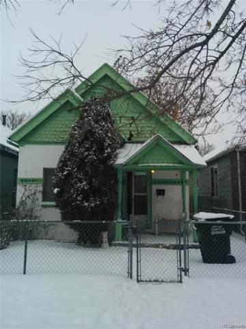 3744 N Lafayette Street, Denver, CO 80205 (#6523445) :: James Crocker Team