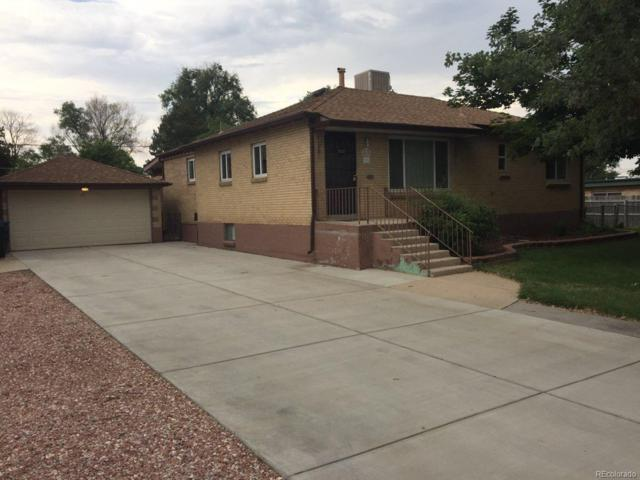5110 Swadley Street, Wheat Ridge, CO 80033 (#6523570) :: Colorado Home Finder Realty