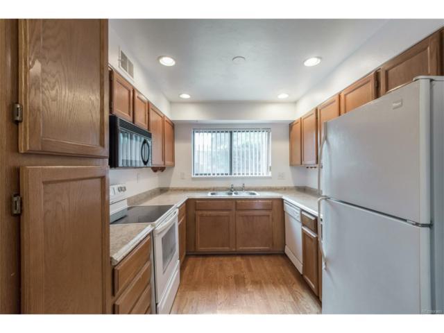 316 Wright Street #106, Lakewood, CO 80228 (MLS #6524359) :: 8z Real Estate
