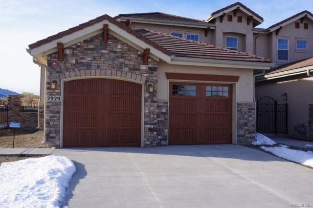 2929 Tierra Ridge Court, Superior, CO 80027 (#6524373) :: The Griffith Home Team
