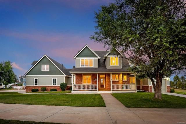 41402 Country Rose Circle, Parker, CO 80138 (#6524863) :: The Peak Properties Group