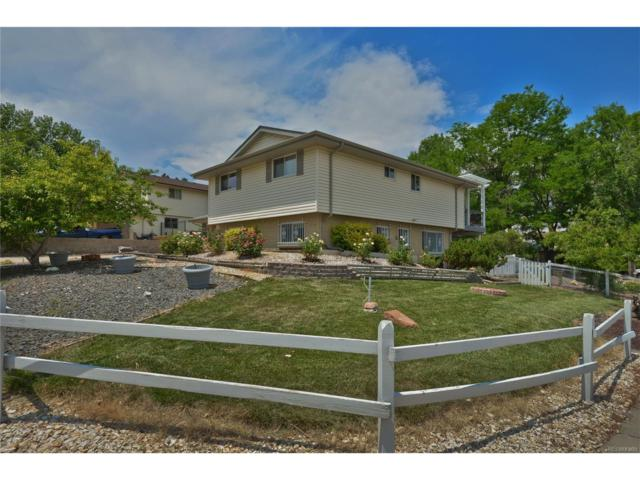 7409 W 73rd Circle, Arvada, CO 80003 (MLS #6524891) :: 8z Real Estate