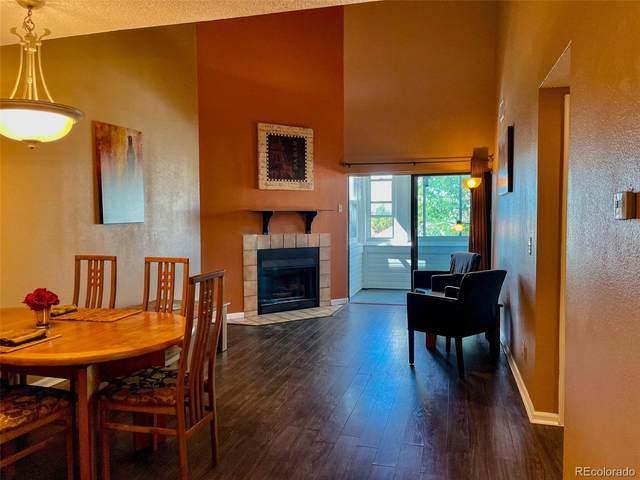 11115 E Alameda Avenue #202, Aurora, CO 80012 (#6525703) :: The HomeSmiths Team - Keller Williams