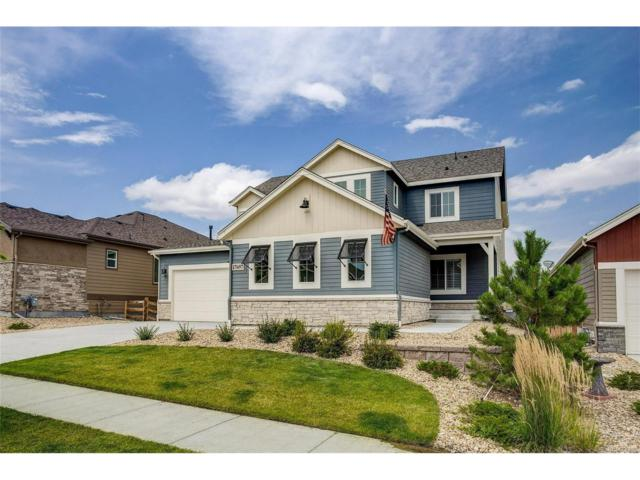 17697 W 87th Avenue, Arvada, CO 80007 (MLS #6525863) :: 8z Real Estate