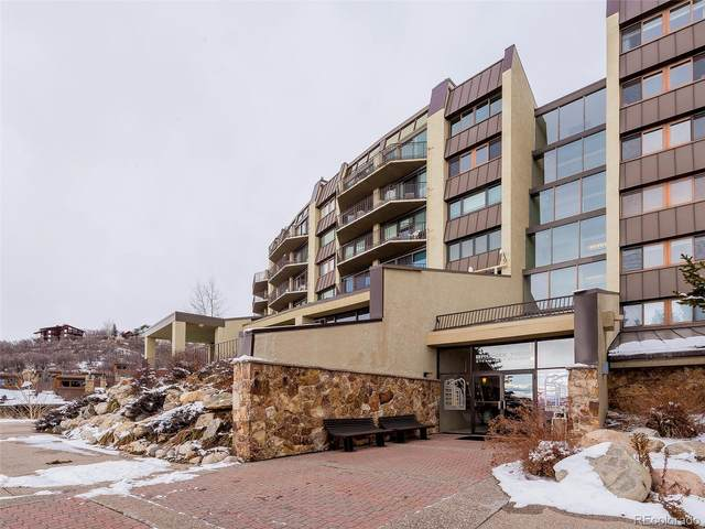 1995 Storm Meadows Drive #104, Steamboat Springs, CO 80487 (#6525957) :: Bring Home Denver with Keller Williams Downtown Realty LLC
