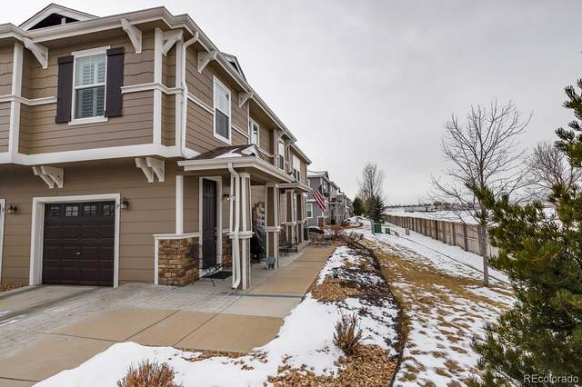 8983 Apache Plume Drive F, Parker, CO 80134 (#6526524) :: The Harling Team @ Homesmart Realty Group