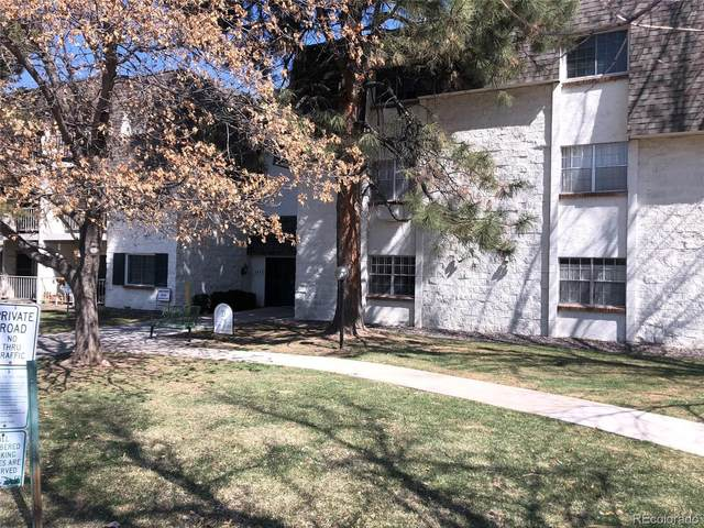 5875 E Iliff Avenue #304, Denver, CO 80222 (#6526756) :: Bring Home Denver with Keller Williams Downtown Realty LLC
