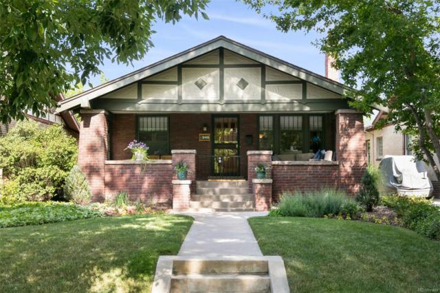 946 Steele Street, Denver, CO 80206 (#6526846) :: The Galo Garrido Group